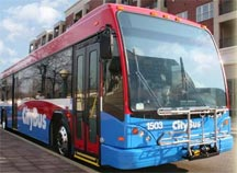 CityBus will extend the Happy Hollow 5 route to serve the Prophets Ridge subdivision in northern West Lafayette on Febraury 2, 2009