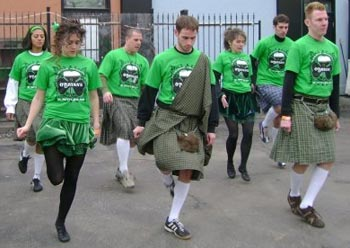 The Lafayette Irish Dancers will perform at the September 13 Lafayette Farmers Market