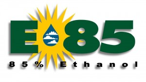 According to Indiana's office of Energy and Defense Development, E85 is a clean burning, high octane fuel that is derived from renewable sources produced in the United States, thus reducing the nation's demand on foreign sources of energy. E85 decreases the harmful emissions found in gasoline while increasing the fuel's octane rating.