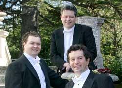 The Irish Tenors -- Anthony Kearns, Finbar Wright, and Karl Scully