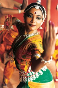Regarded as one of the foremost dance companies of India, Nrityagram (NRIT-yuh-grahm) is based in a Bangalore gurukul  an artist colony where dancers devote themselves to a holistic, self-sufficient lifestyle.