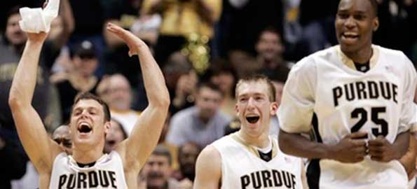 Purdue Mens Basketball 2009 10 Big Ten Conference Schedule