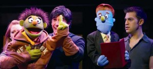Avenue Q, the Broadway musical is coming to the Elliott Hall of Music, April 29, 2010