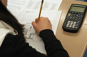 Students who completed their high school sophomore year this spring should plan on taking math during their senior year if they want to get in to Purdue.