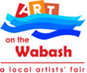 The 4th annual Art on the Wabash will be held at West Lafayette's Tapawingo Park from 10 a.m. to 4 p.m., Sunday, September 20, 2009.
