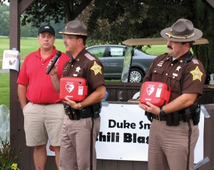 2008 AED presentation to Carroll County Sherrif's Department.