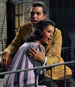 West Side Story's 'Somewhere' didn't start out as a jazz tune, but the Roger Holmes arrangement takes it there.