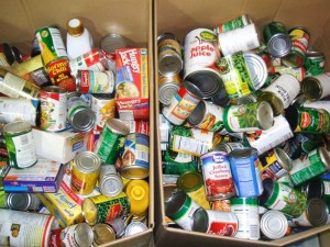 In 2008 more than 104,000 pounds of food was gathered and nearly $26,000 was donated.  The 2009 goal is 120,000 pounds of food.