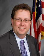 Sen. Brandt Hershman (R-Wheatfield)