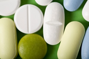 Over the counter medicines and vitamins